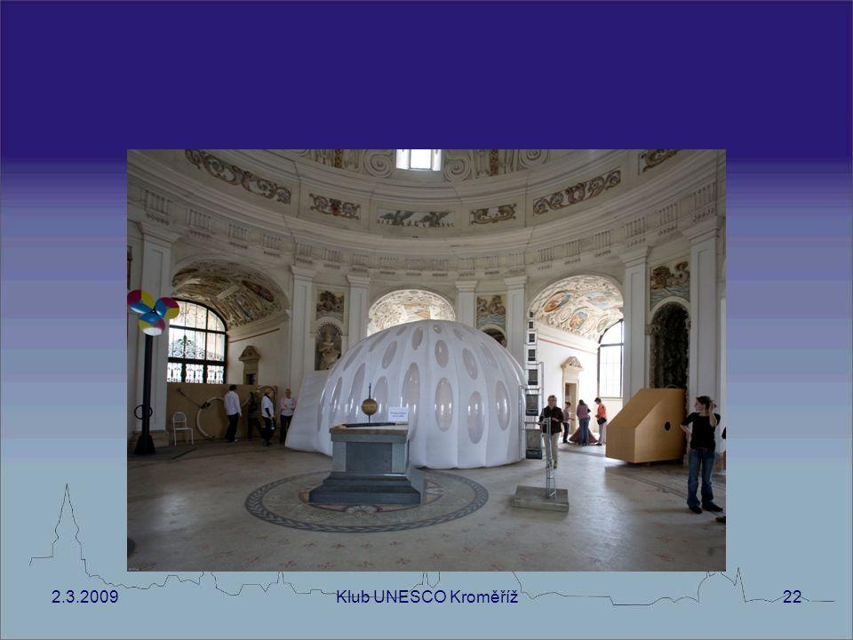 2.3.2009Klub UNESCO Kroměříž22