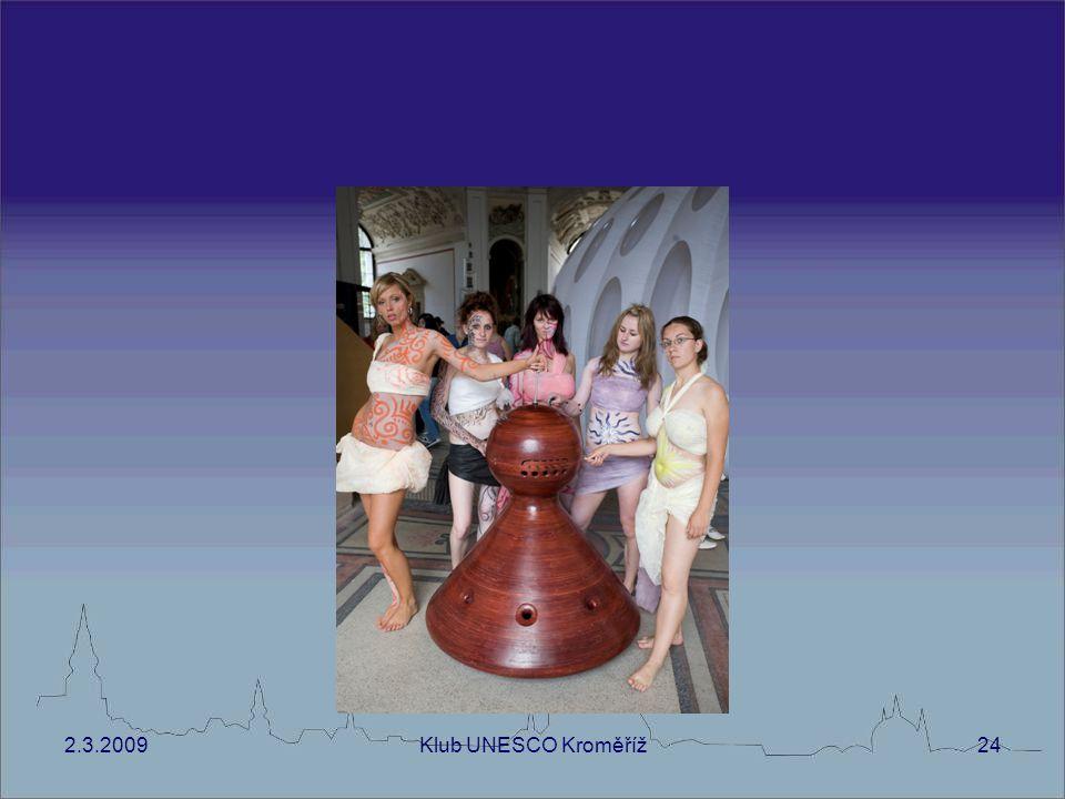 2.3.2009Klub UNESCO Kroměříž24