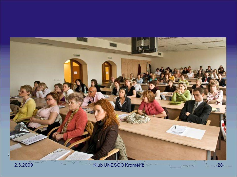2.3.2009Klub UNESCO Kroměříž28
