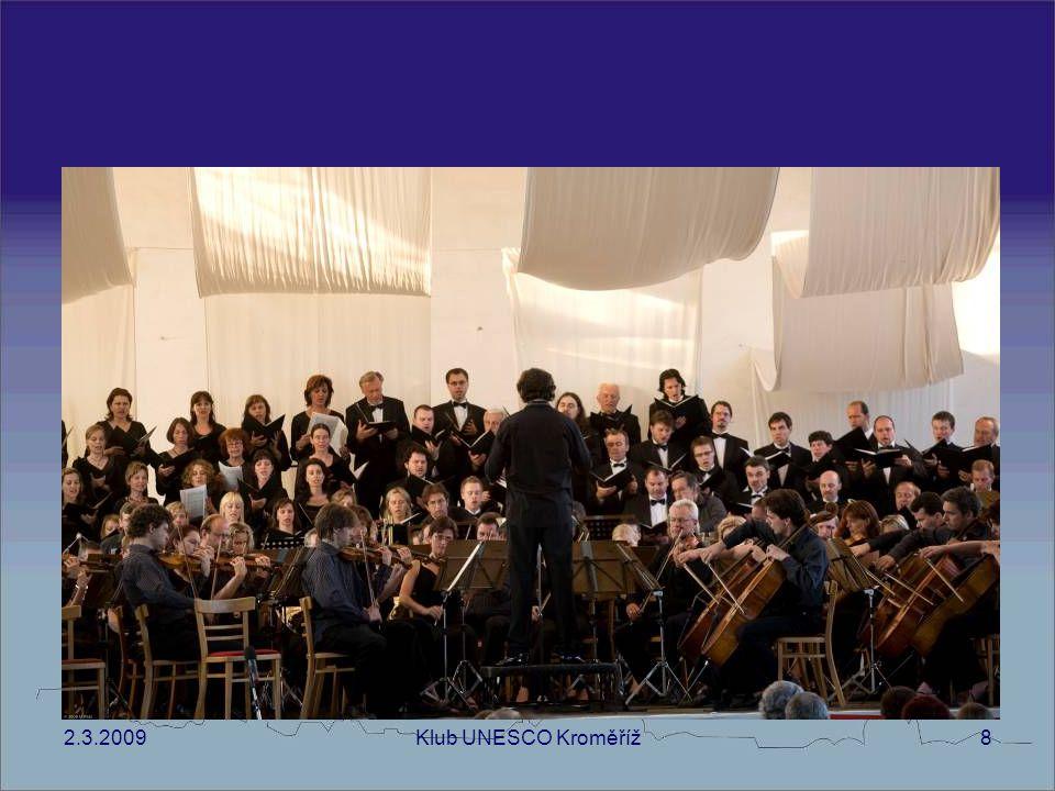 2.3.2009Klub UNESCO Kroměříž8