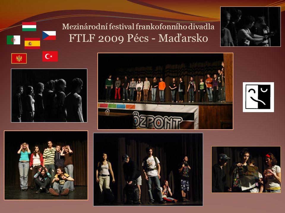 Mezinárodní festival frankofonního divadla FTLF 2009 Pécs - Maďarsko