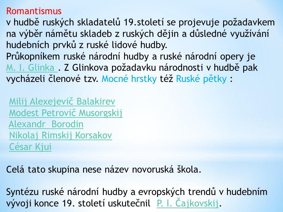 VY_32_INOVACE_13_Romantismus v hudbě ruských skladatelů