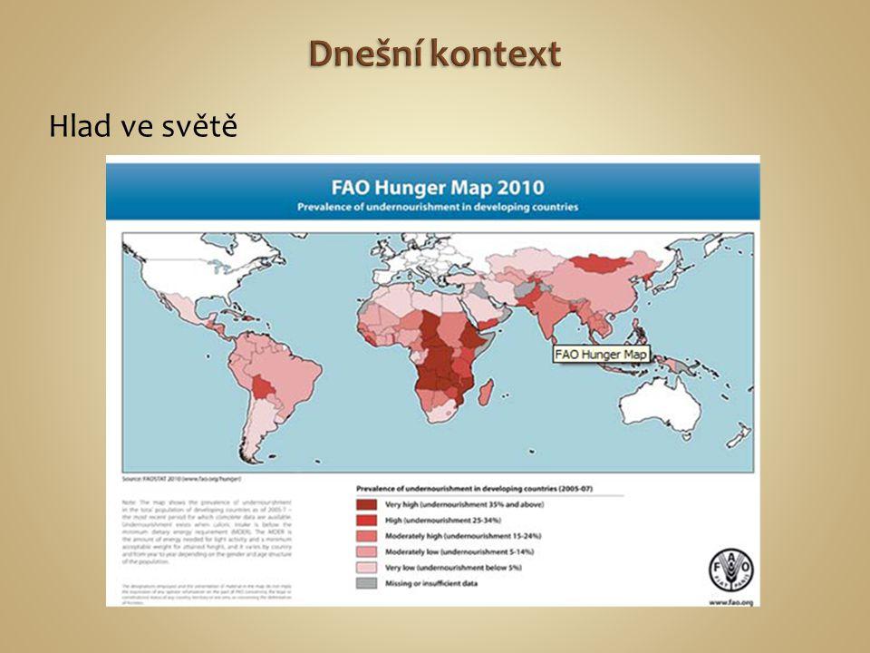 Pro odstranění hladu a chudoby je třeba:  posílit transparentnost globálního trhu s potravinami,  ponechat nejméně rozvinutým státům právo chránit své trhy před levnými dovozy potravin a soustředit se na produkci základních potravin na lokální úrovni (tedy snížit jejich závislost na dovozu základních potravin),  zrušit exportní podpory v rozvinutých státech a zajistit, aby potraviny nebyly vyváženy pod výrobní cenou,  zavést potravinové rezervy na lokální a regionální úrovni,  regulovat finanční spekulace s potravinovými komoditami,