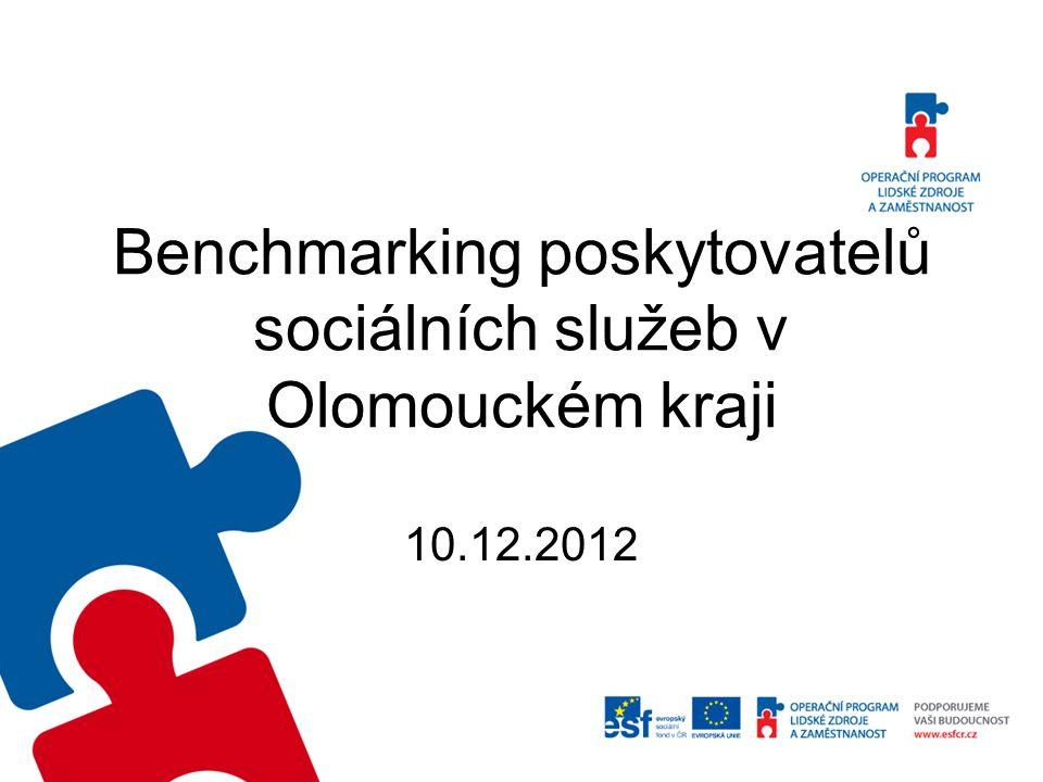 """Agenda 1) Představení změn v metodikách vykazování benchmarkingu 2) Webová aplikace BEOK •Navigace v aplikaci, uživatelská příručka, metodiky ke stažení •Uživatelské role •Ukázkové vyplnění výkazu •Práce s reporty •Správa poskytovatelů, uživatelů a osob, nejčastější dotazy 3) Sběr dat 2011, 2012 •Organizační pokyny •Metodická a technická podpora, reportování chyb, aktualizace •Shrnutí dalšího postupu, diskuze Aktivita Benchmarking poskytovatelů sociálních služeb v Olomouckém kraji Individuální projekt """"Podpora plánování rozvoje sociálních služeb v Olomouckém kraji CZ.1.04/3.1.00/05.00061"""