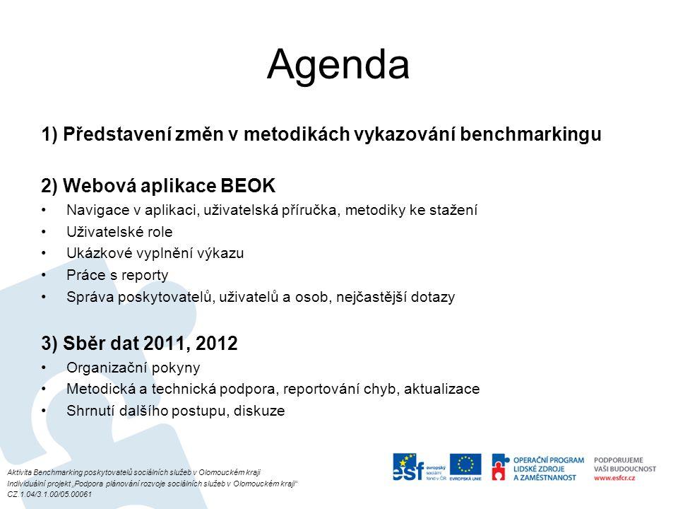 """Kontext vzniku •v rámci individuálního projektu """"Podpora plánování rozvoje sociálních služeb v Olomouckém kraji , reg."""