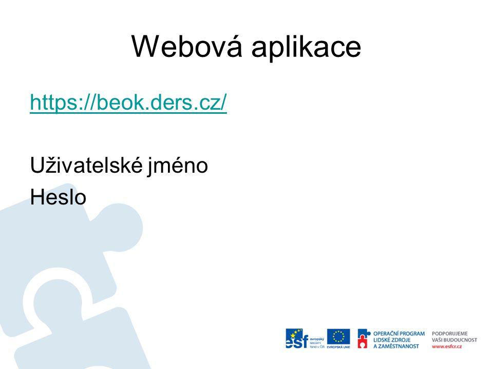 Webová aplikace •Navigace v aplikaci, uživatelská příručka, metodiky ke stažení •Uživatelské role •Ukázkové vyplnění výkazu •Práce s reporty •Správa poskytovatelů, uživatelů a osob, nejčastější dotazy