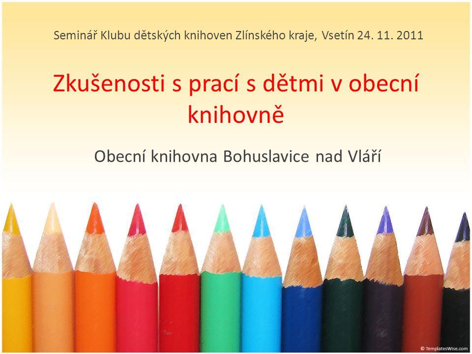 Statistiky – dětští čtenáři 2011 • 62 % dětských čtenářů jsou chlapci