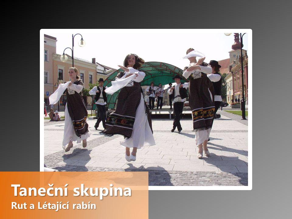 Taneční skupina Rut a Létající rabín
