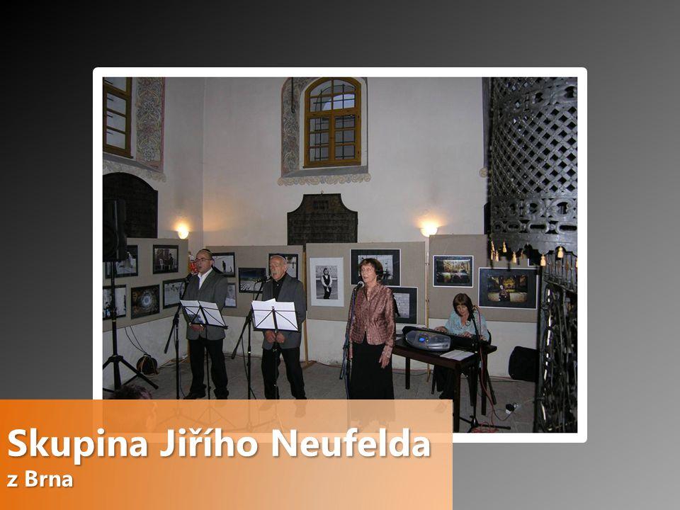 Skupina Jiřího Neufelda z Brna