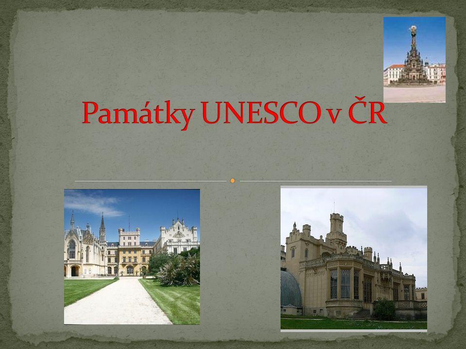 Židovská kultura a tradice, které zanechaly v dějinách Česka velmi význačnou stopu, mají své zastoupení i na Seznamu světového kulturního dědictví UNESCO.