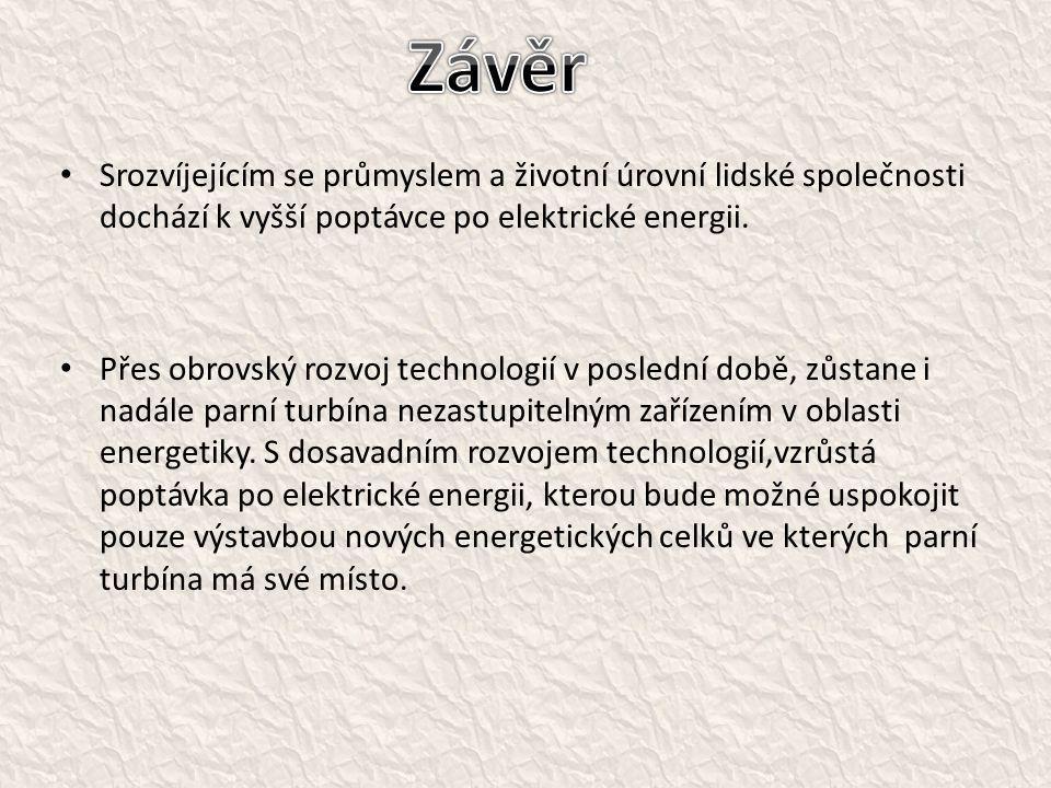 • Srozvíjejícím se průmyslem a životní úrovní lidské společnosti dochází k vyšší poptávce po elektrické energii. • Přes obrovský rozvoj technologií v