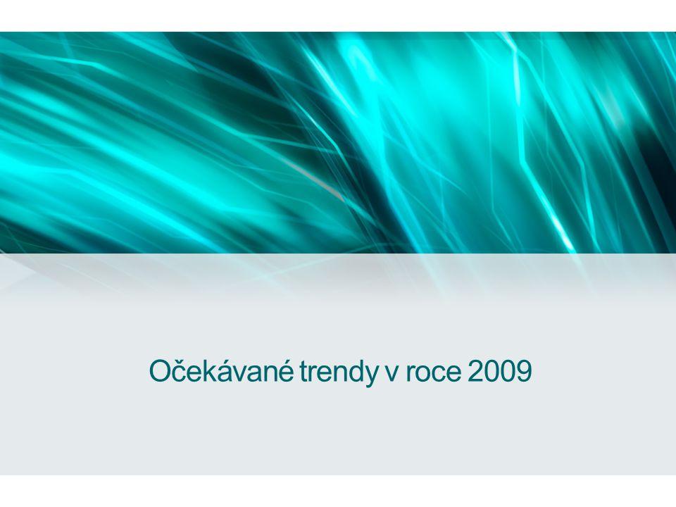 Očekávané trendy v roce 2009… Lepší nevědět 
