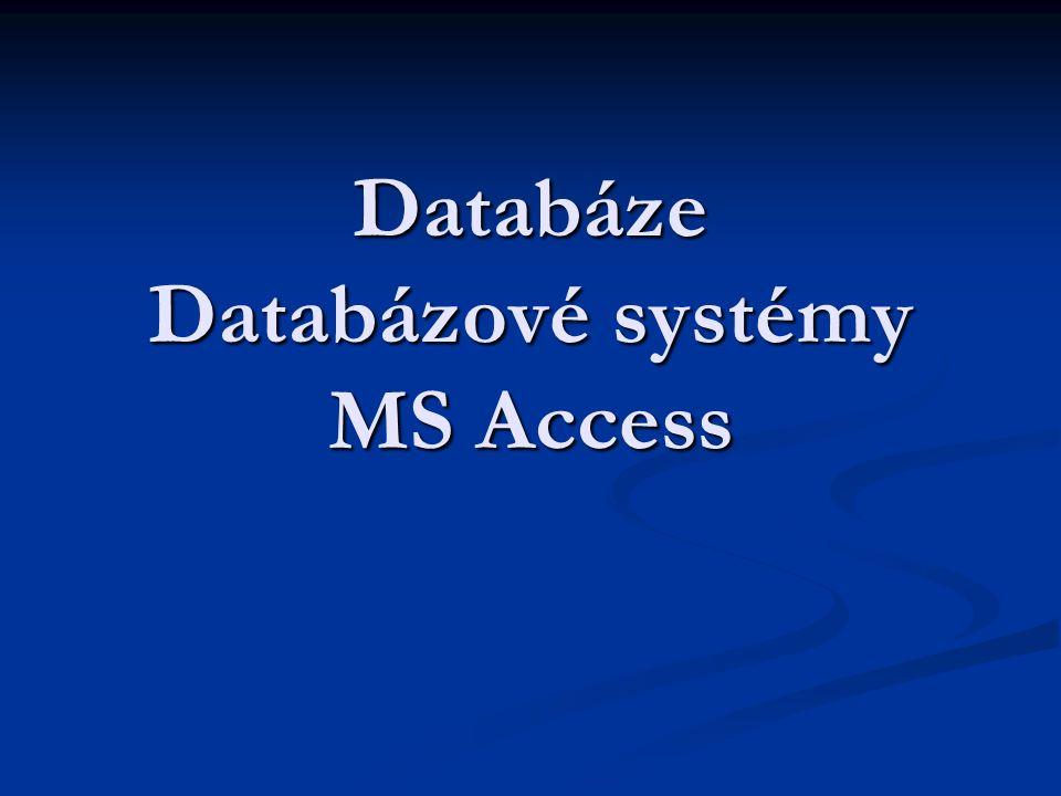 """2 Nasazení databází  Databáze – evidence nějakých údajů  Databázové aplikace obsahují konkrétní specifické funkce pro práci s určitými daty (tyto funkce jsou v jiných DB aplikacích """"nepotřebné ) např.:  Účetnictví  Mzdy a personalistika  Skladové hospodářství  Bankovní účty  Knihovna  Kartotéka pacientů (PC DOKTOR)  Pojištěnci  Léky (AISLP)  Laboratorní vyšetření, atp."""