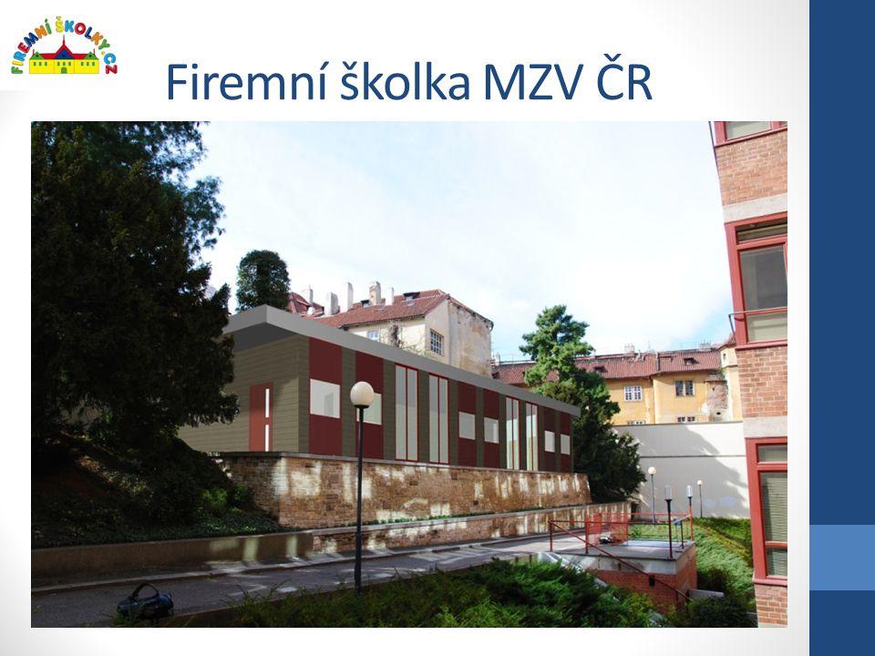 Firemní školka MZV ČR