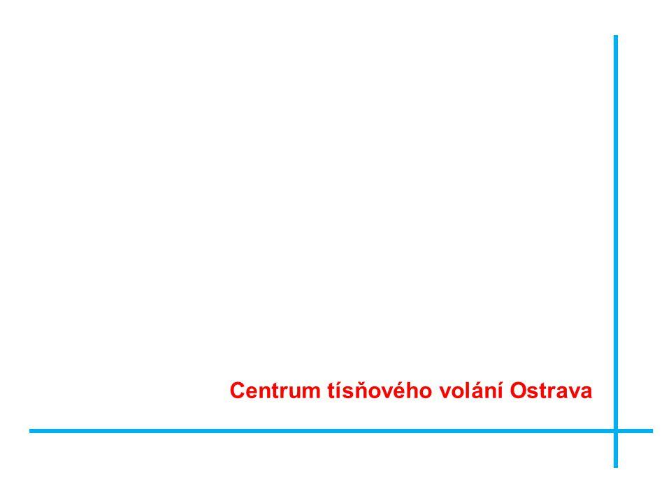 Centrum tísňového volání Ostrava