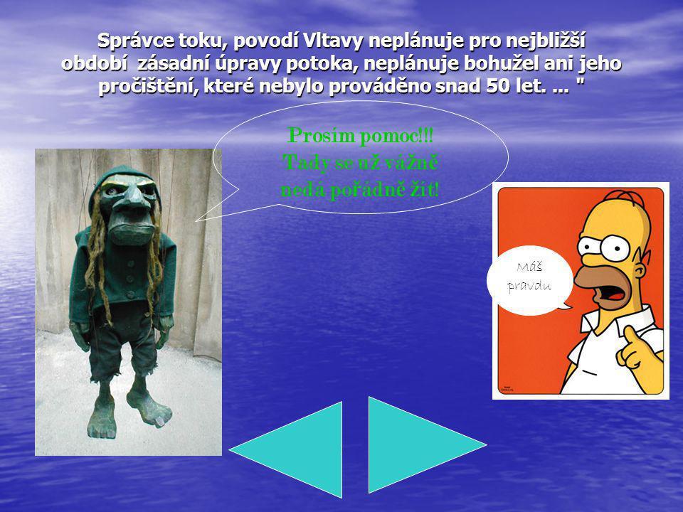 Kde pramení Říčanka?? A) B) C) V Olomouci V Tehově V Říčanech