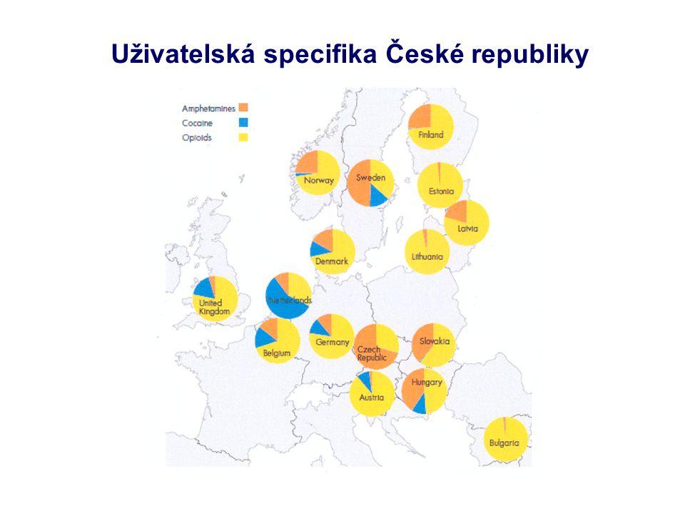  Pervitin vyrábí tuzemští výrobci zejména v malých domácích laboratořích, které jsou teritoriálně rozloženy po celém území ČR.