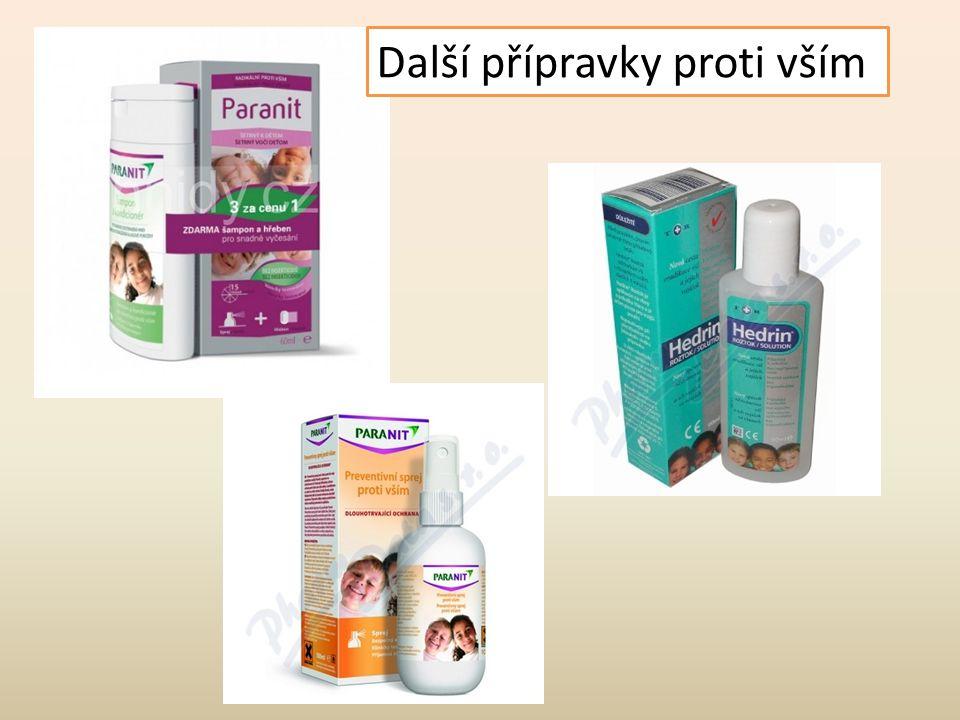 Prevence -důkladná hygiena hlavy -nepůjčovat si hřebeny, čepice nebo spony do vlasů -častý výskyt je známkou špíny a špatné hygieny