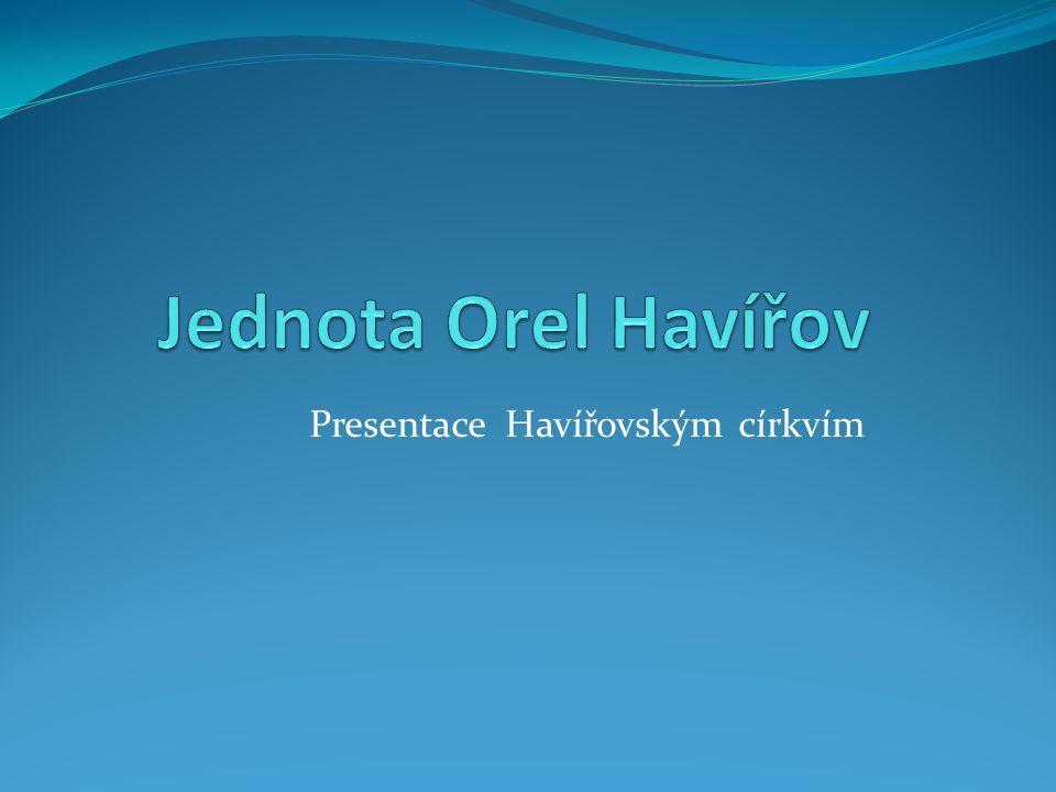 Presentace Havířovským církvím