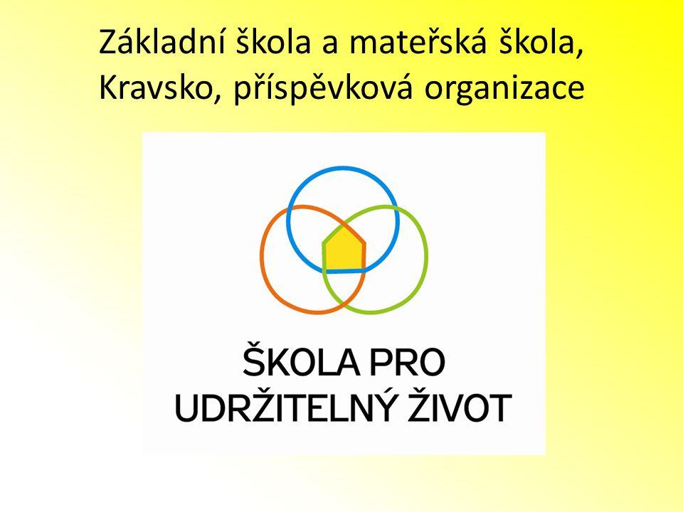 Základní škola a mateřská škola, Kravsko, příspěvková organizace