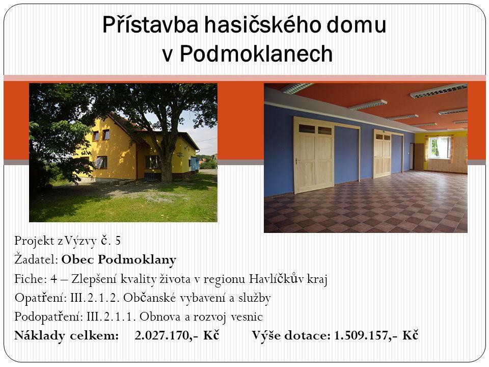 Projekt z Výzvy č.