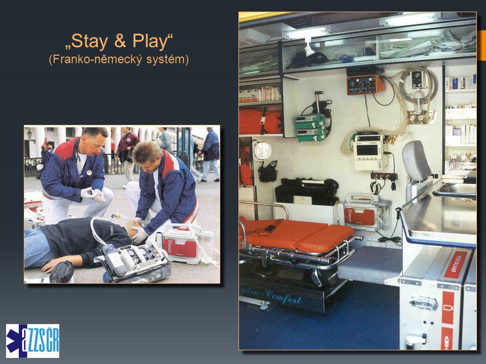 """""""Stay & Play"""" (Franko-německý systém)"""