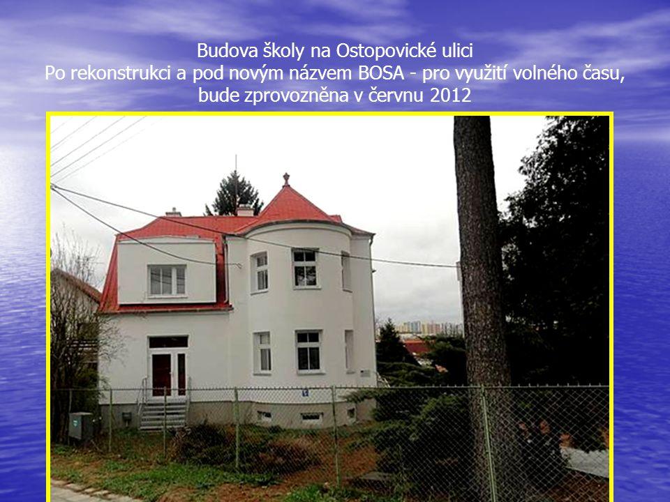 KŘÍŽ v blízkosti bývalé Mateřské školy - ulice Ostopovická