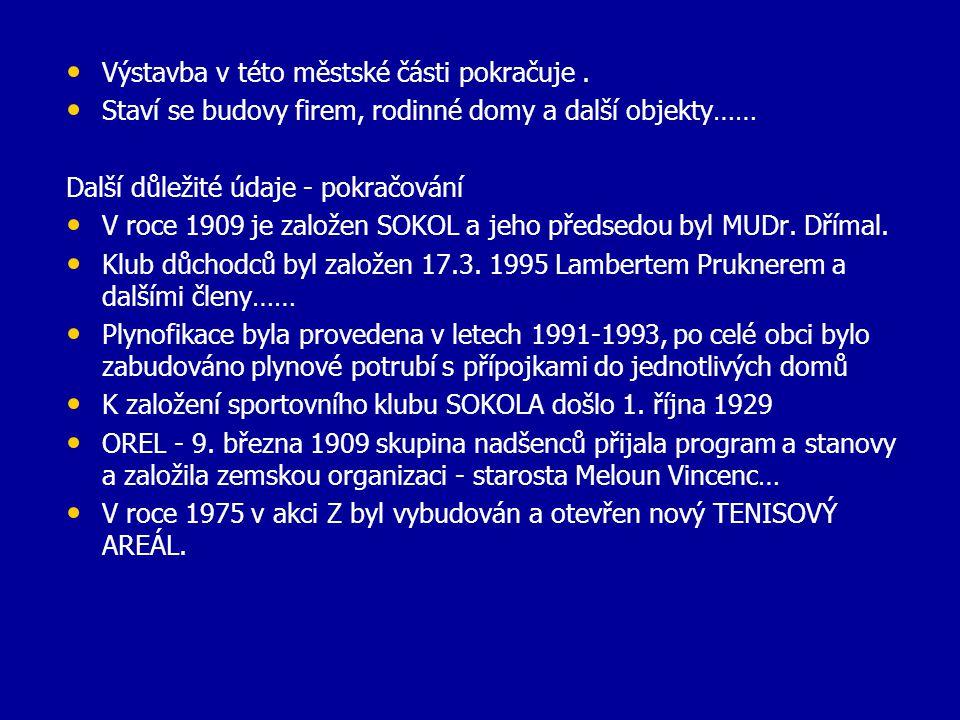 • V roce 1987 BOSONOHY měly výročí 750 roků….. • Sedmsetpadesát roků, které uplynuly od vzniku obce Bosonohy, změnily její tvář v důsledku vývoje pozn