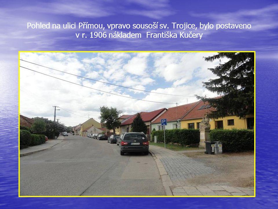 Hostinec u ČOUPKŮ jeho otevření spadá do 70. let 19. století a prvním majitelem byl Matyáš Čoupek