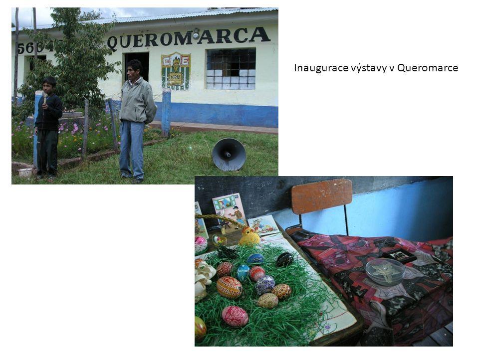 Inaugurace výstavy v Queromarce