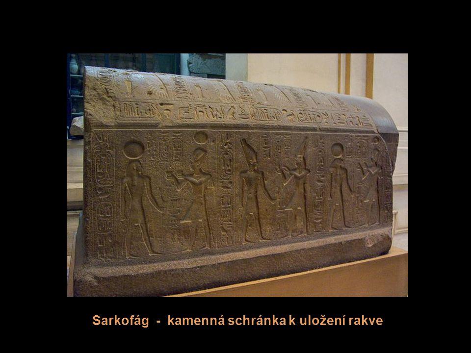 Čelenka princezny Sat- Hathor-Iounit