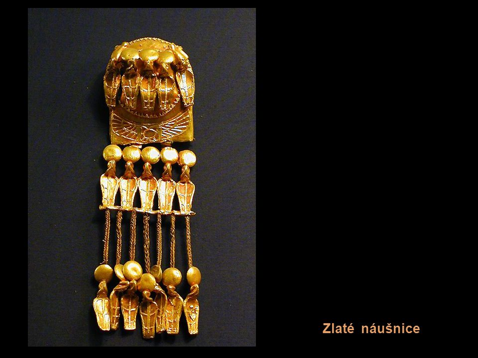 Obřadní zbraň krále Ahmosise