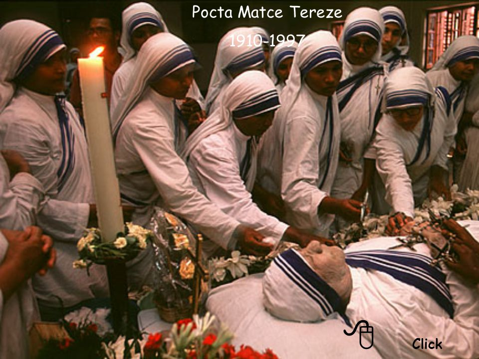  Click Pocta Matce Tereze 1910-1997