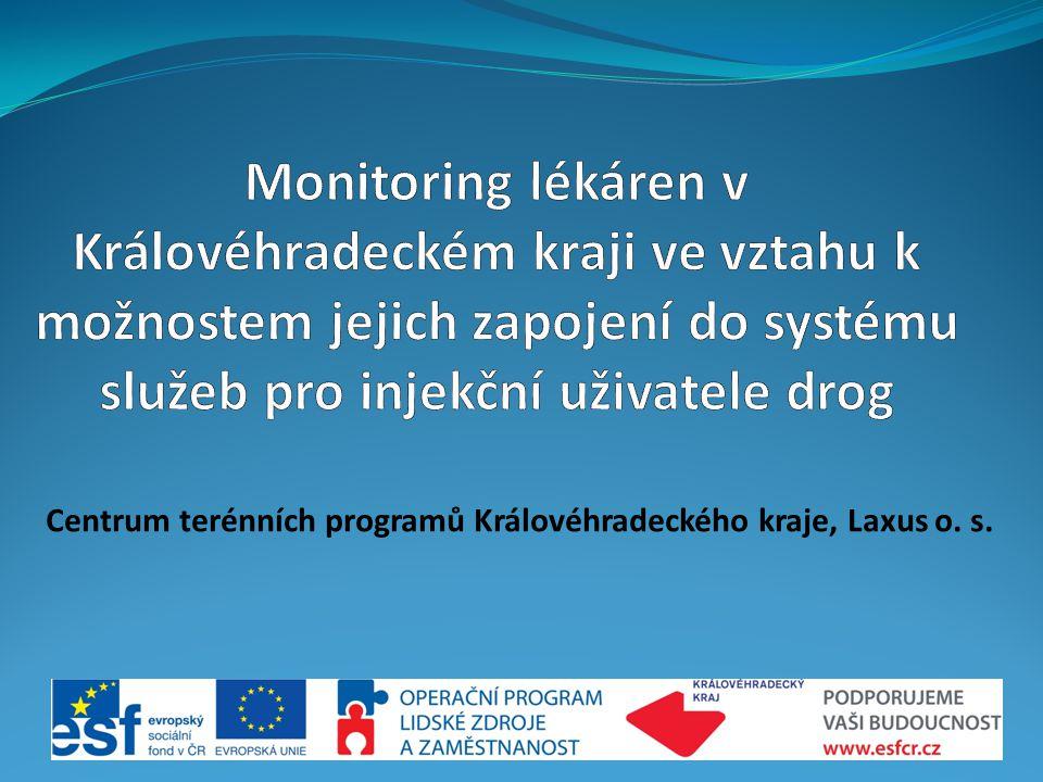 Centrum terénních programů Královéhradeckého kraje, Laxus o. s.