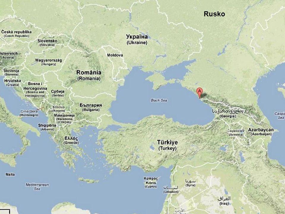 Soči je jednou z nejvyhledávanějších turistických destinací Ruska.