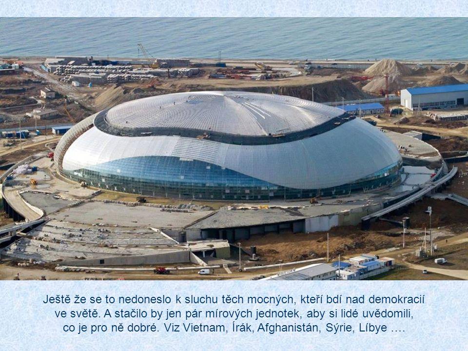 6. února 2013 18:59 Přesně rok před začátkem olympijských her v ruském Soči vydala mezinárodní organizace Human Rights Watch zprávu, v níž konstatuje,