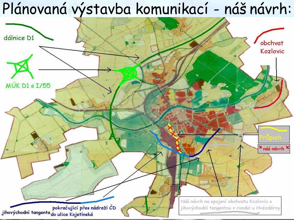 Řešení dopravní situace - parkování •Město Přerov investovalo od roku 1997 více jak 12,75 mil.