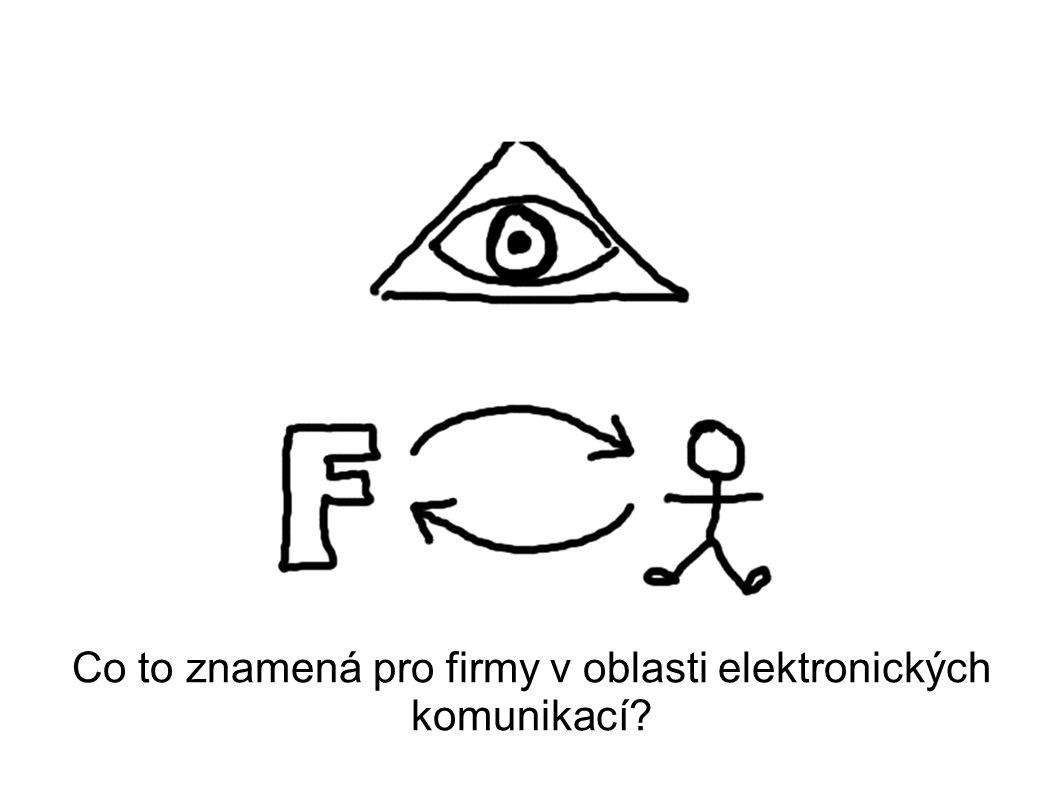 Rozpor: ochrana soukromí státem X monitoring elektronické komunikace bezpečnostními orgány státu