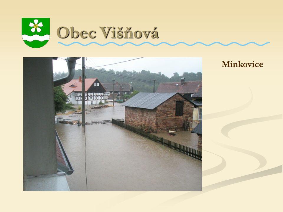 Obec Višňová Obec Višňová Minkovice