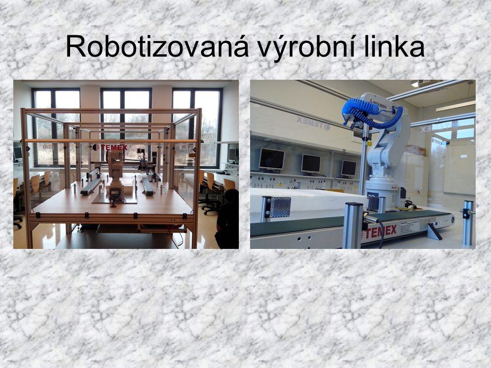 Robotizovaná výrobní linka