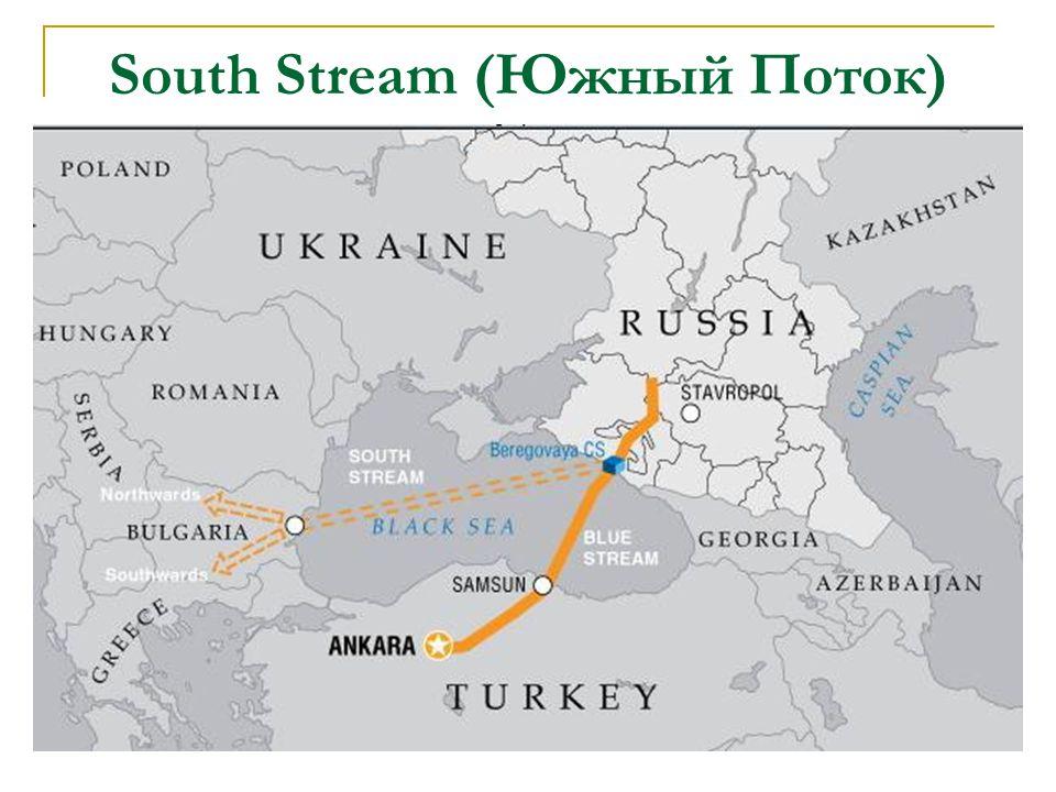 South Stream (Южный Поток)