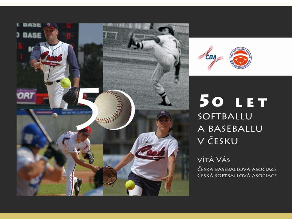 Pět dekád českého softballu a baseballu 1963 - 2013