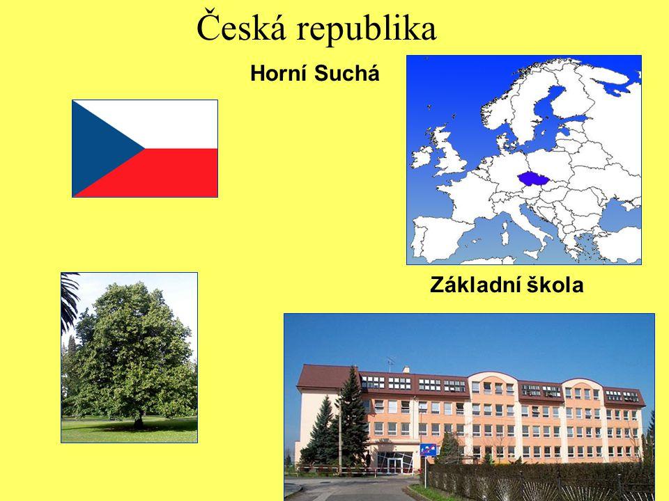 Základní škola Horní Suchá Česká republika