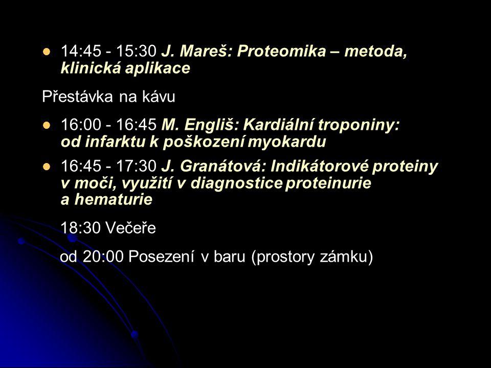   14:45 - 15:30 J.