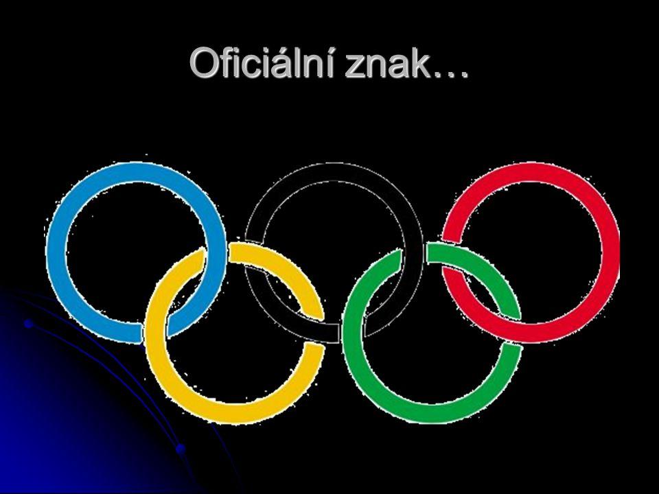 Historie OH…  Antické olympijské hry byly nejvýznamnější a nejstarší z řeckých her.