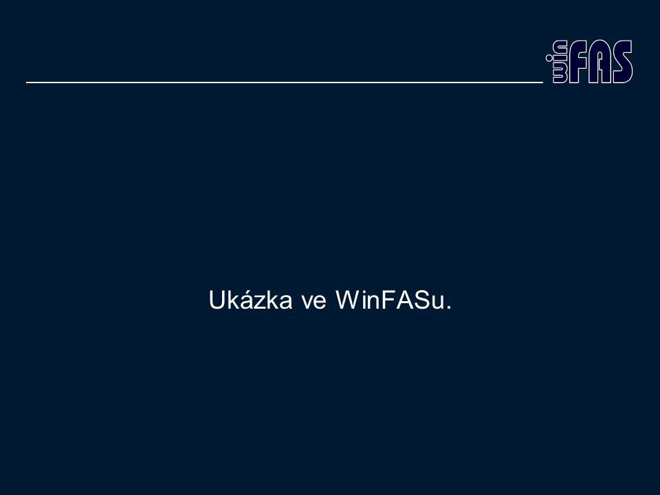Ukázka ve WinFASu.