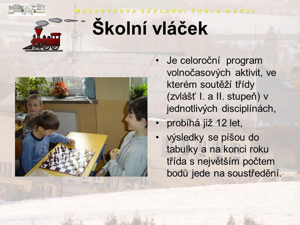 Volný čas dětí V tomto školním roce 2007/2008 pracují na škole zájmové kroužky : Umění: - keramický p. D.Muchová - paličkování p. M. Pavlíková - ruční