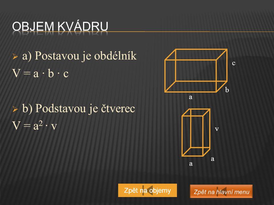  S = πr(r+s) Zpět na povrchy s r
