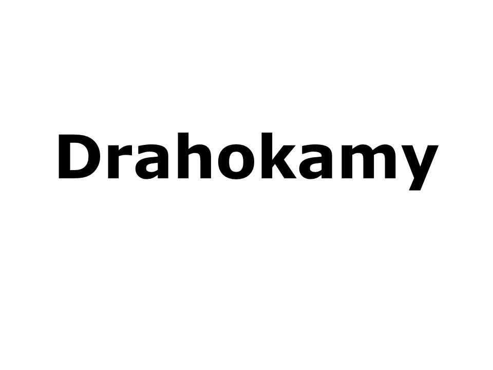 Drahokamy