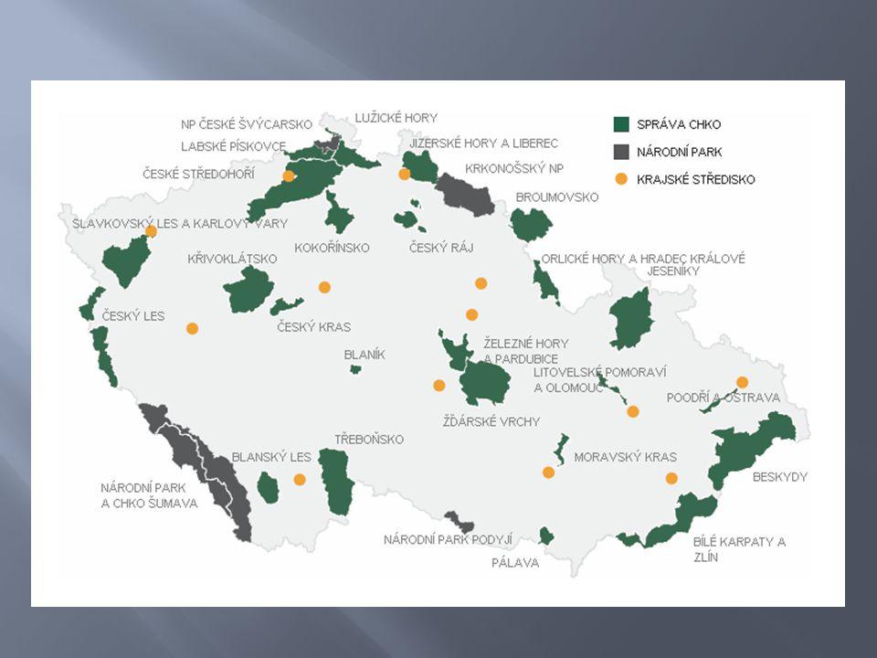  je nejvýznačnější kategorií ochrany maloplošných území.